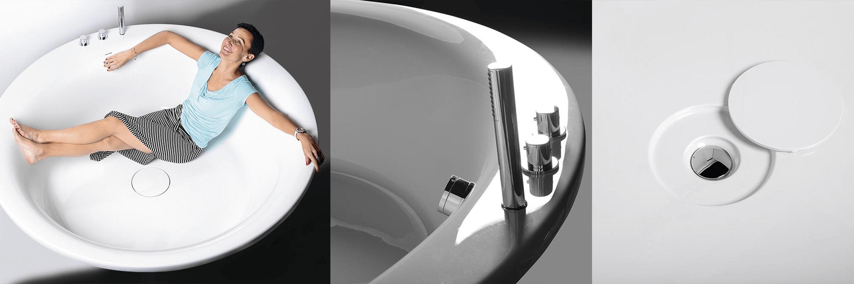 Хидромасажни вани, парна баня, душ кабини