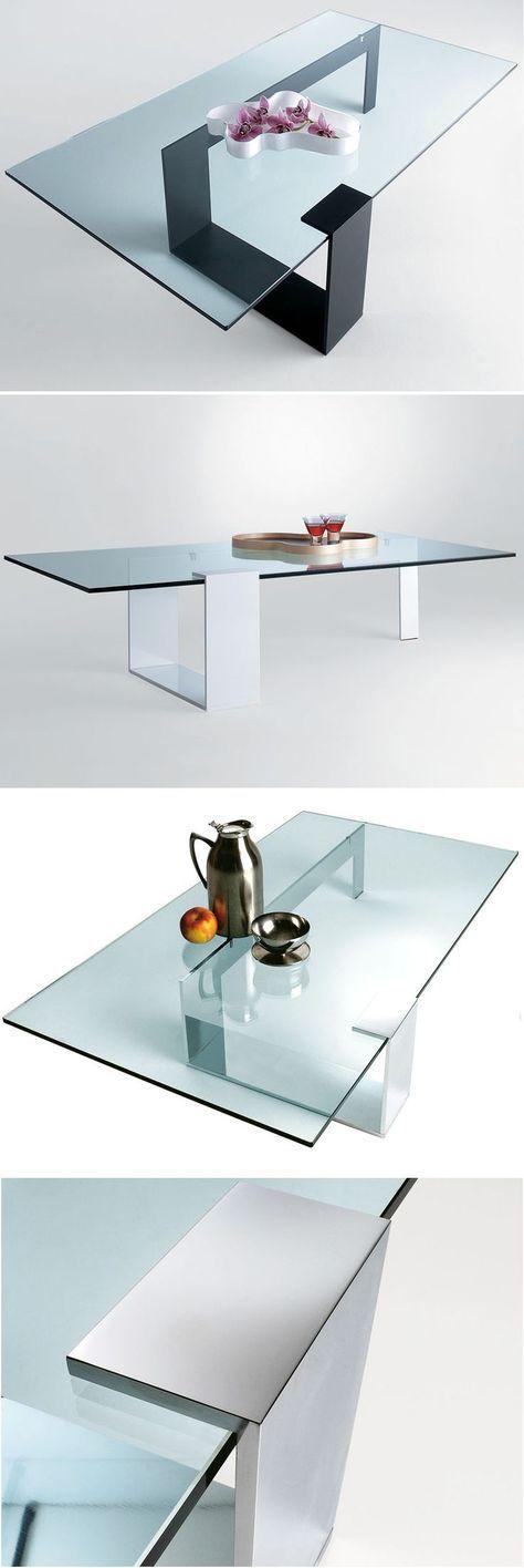 Стклена маса Inox & Glass