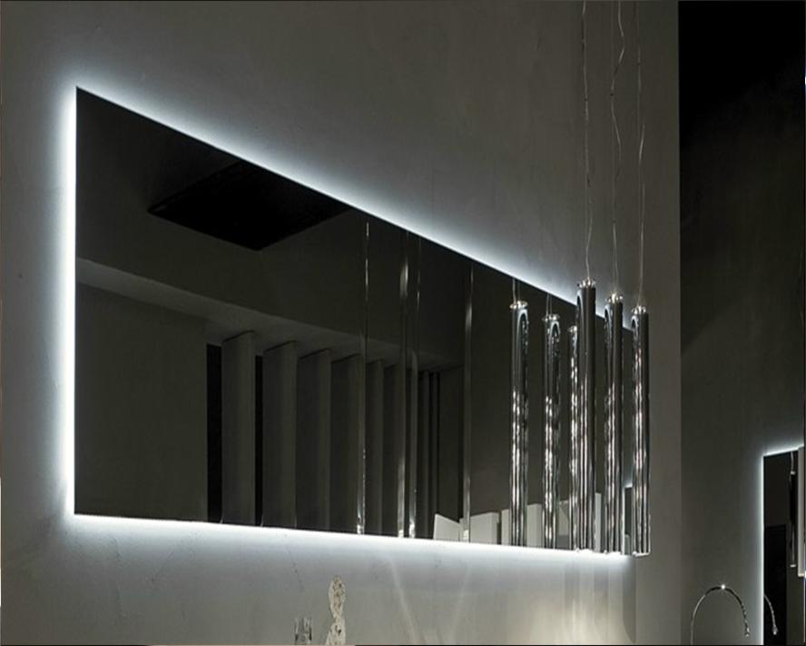 LED огледало с подсветка