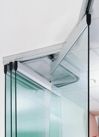 Стъклена преграда Fold 1