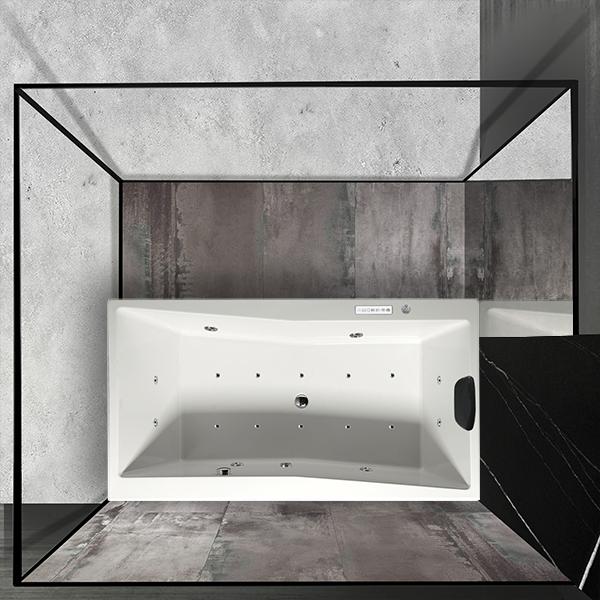 Хидромасажна вана annette box